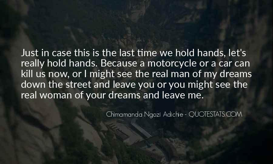 Hold Onto Dreams Quotes #235483