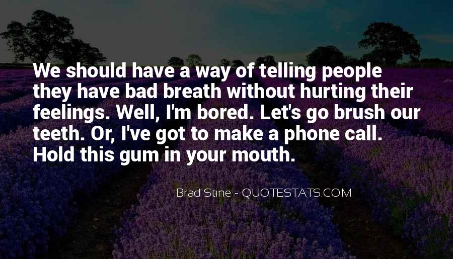 Hold Your Breath Quotes #1503991
