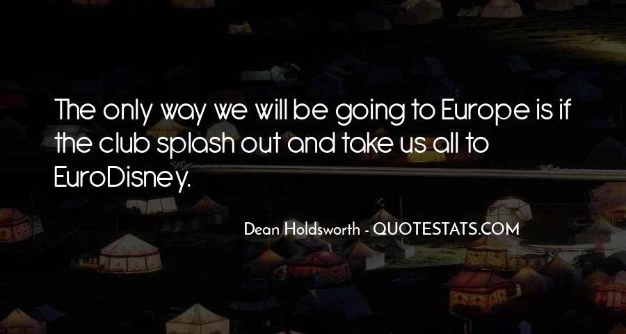 Holdsworth Quotes #1510464