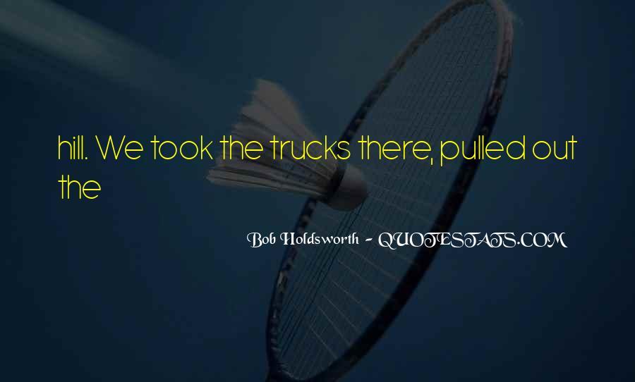 Holdsworth Quotes #580023