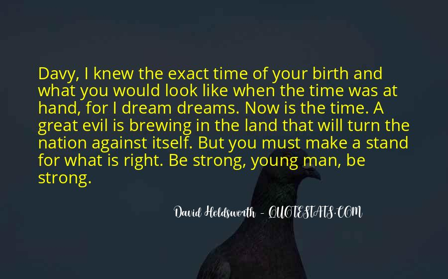 Holdsworth Quotes #992699