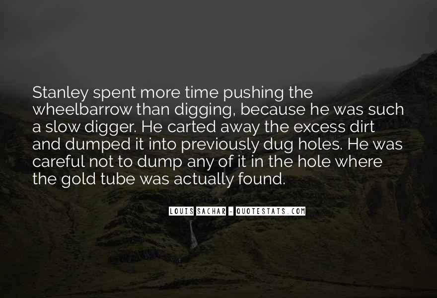 Holes Sachar Quotes #1768471