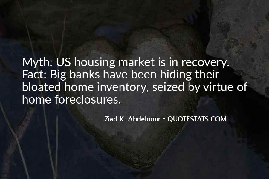 Quotes About Foreclosures #1293088