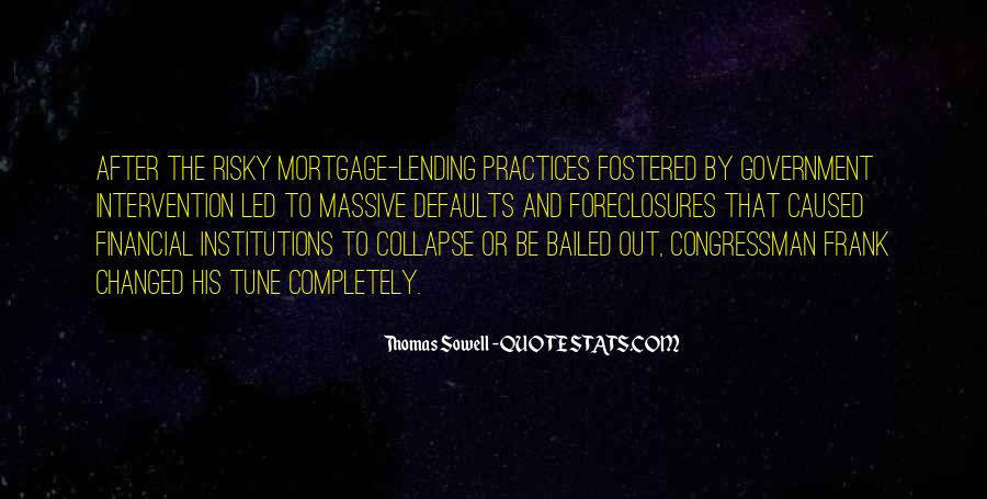 Quotes About Foreclosures #1337817