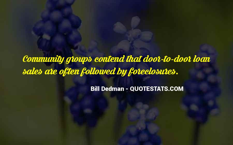 Quotes About Foreclosures #371685