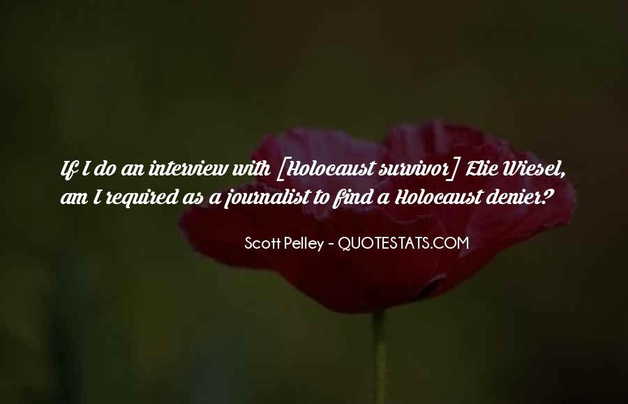 Holocaust Denier Quotes #340217