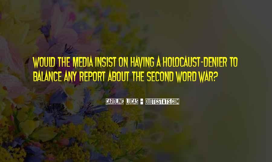 Holocaust Denier Quotes #397622