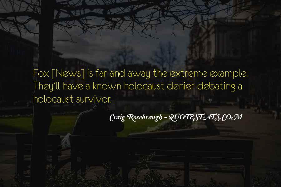 Holocaust Denier Quotes #518184