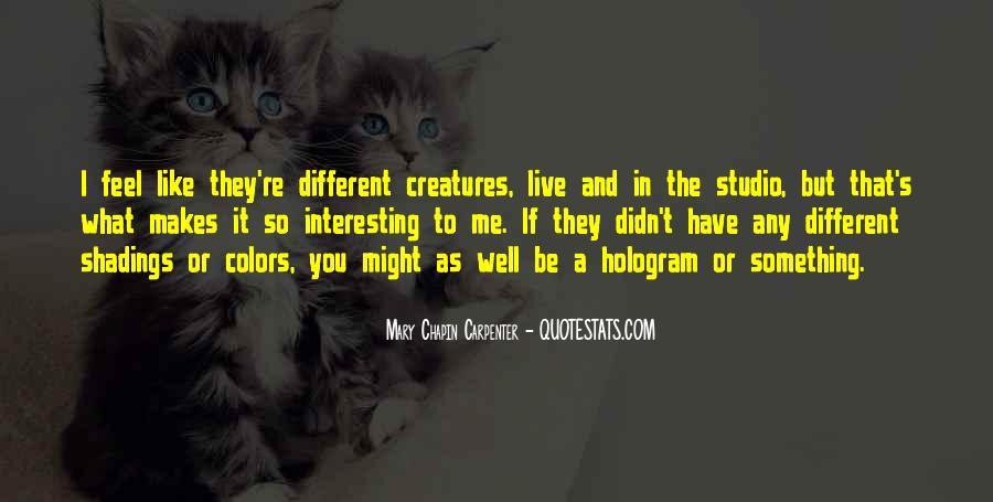 Hologram Quotes #1227419
