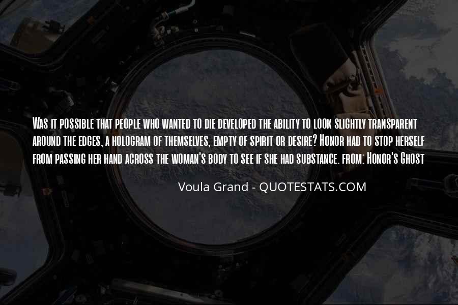 Hologram Quotes #1508026