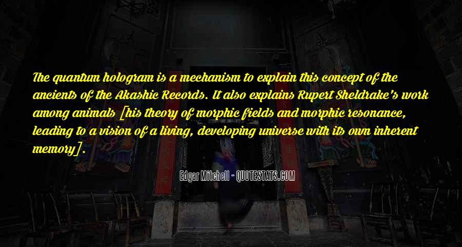 Hologram Quotes #1591995