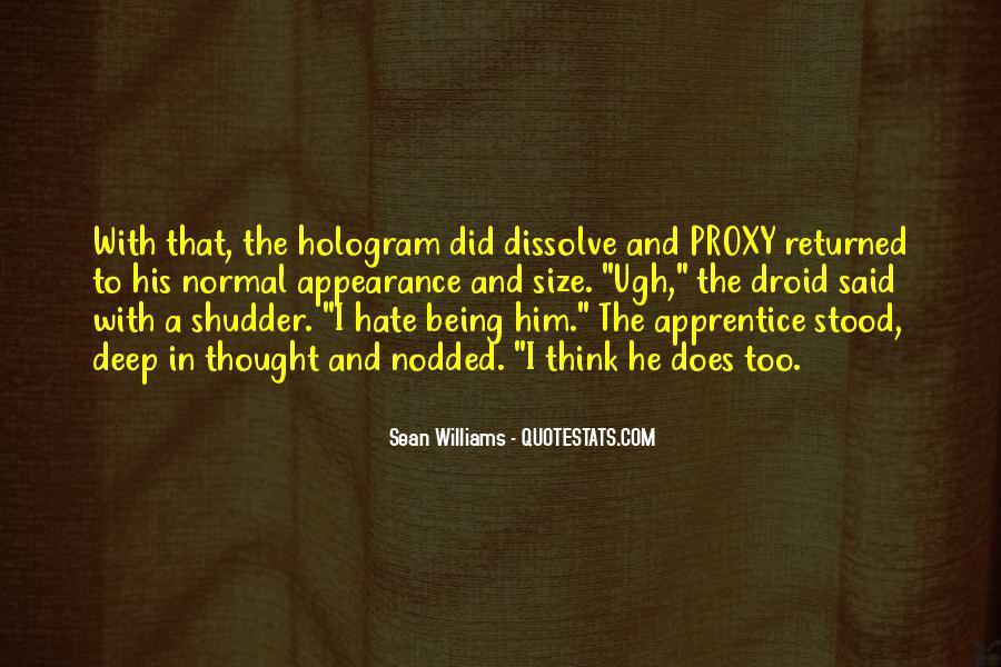Hologram Quotes #172491