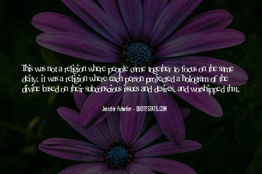Hologram Quotes #645892