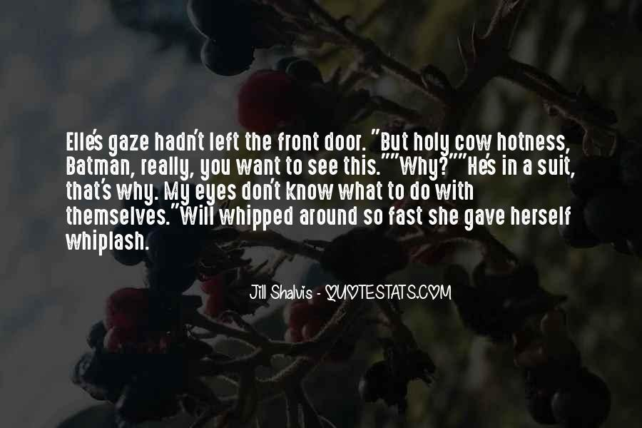 Holy Cow Batman Quotes #483913