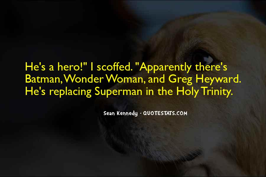 Holy Cow Batman Quotes #527686