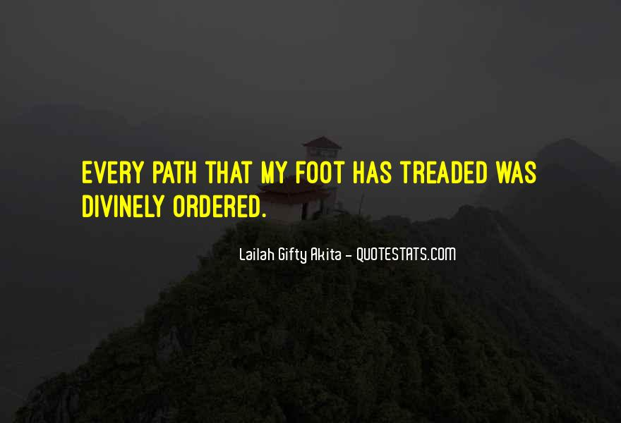 Quotes About Footprints In Life #1032975