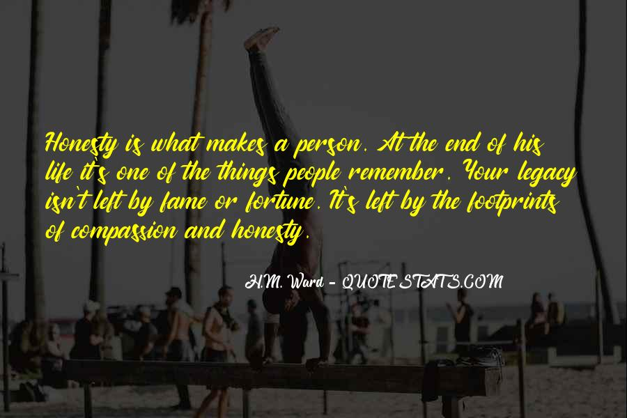 Quotes About Footprints In Life #667249