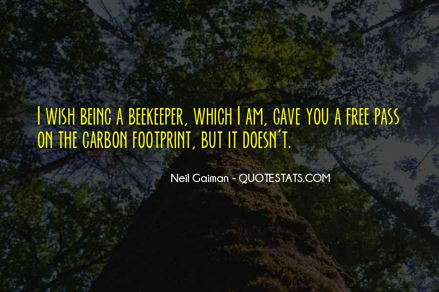Quotes About Footprint #1005545