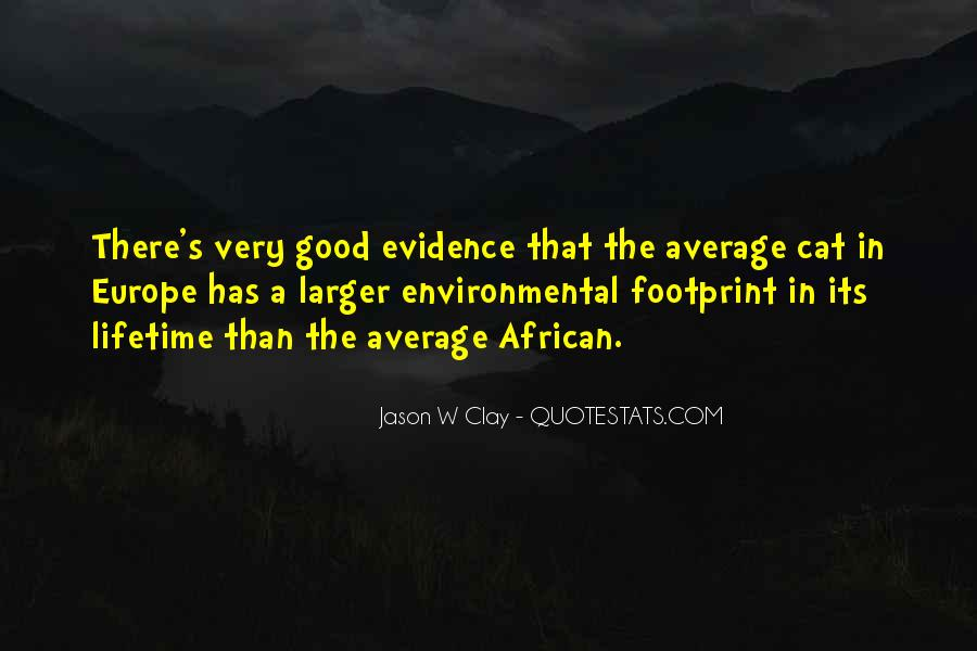Quotes About Footprint #1086181