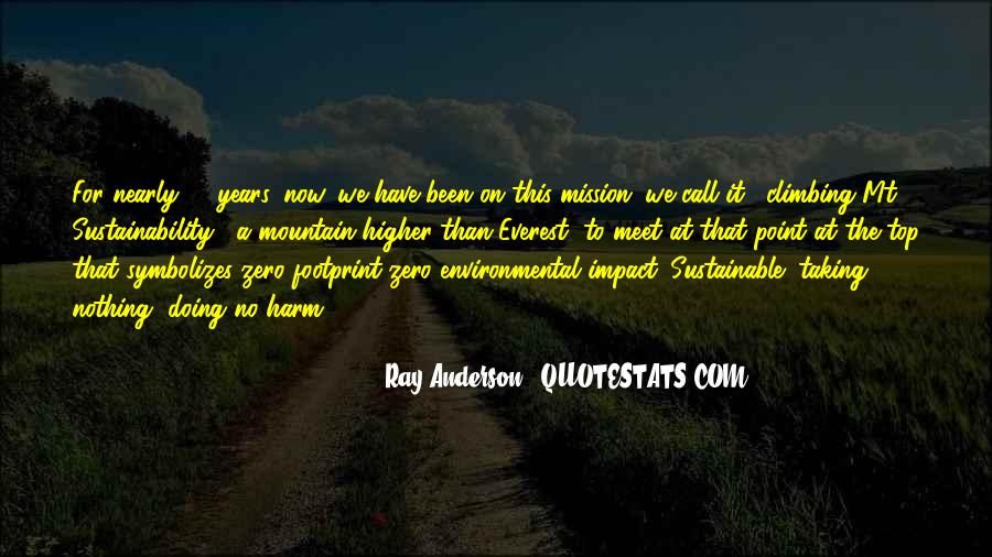 Quotes About Footprint #216513