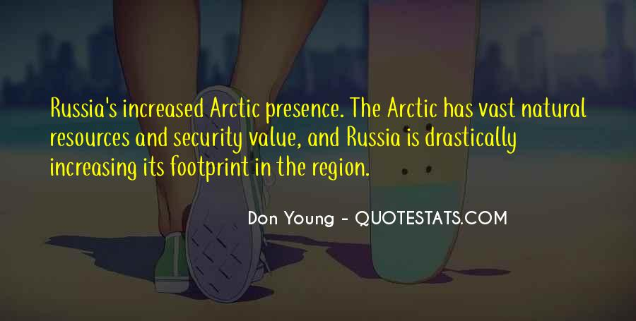 Quotes About Footprint #370539
