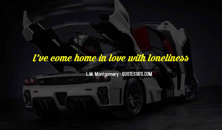 Home Alone Love Quotes #1407663