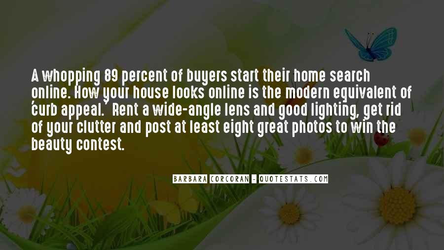 Home Buyers Quotes #611058
