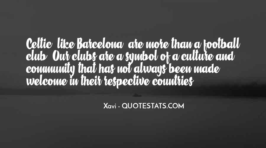 Quotes About Football Club #1108921