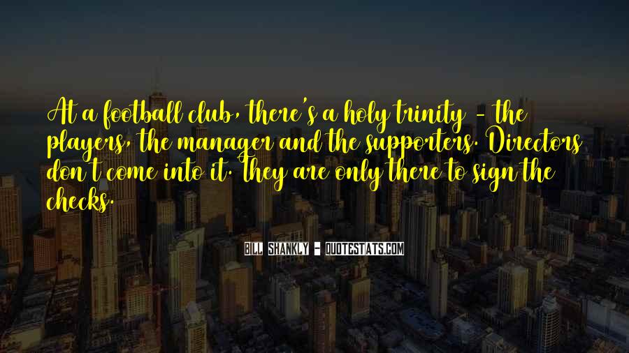 Quotes About Football Club #115096