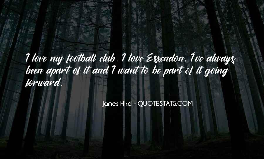 Quotes About Football Club #1436007