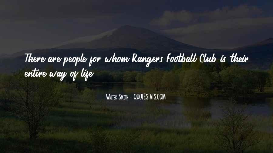 Quotes About Football Club #1445335