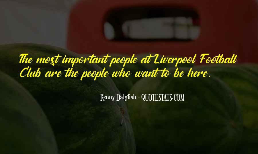 Quotes About Football Club #1672200