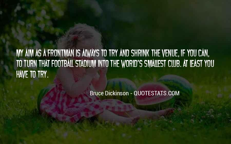 Quotes About Football Club #1704061