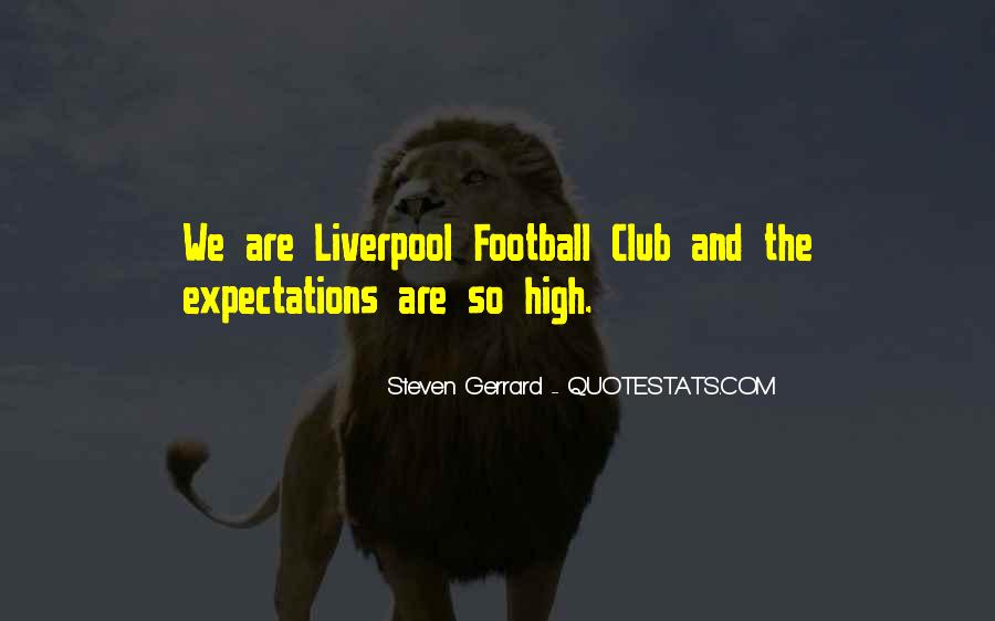 Quotes About Football Club #1709230