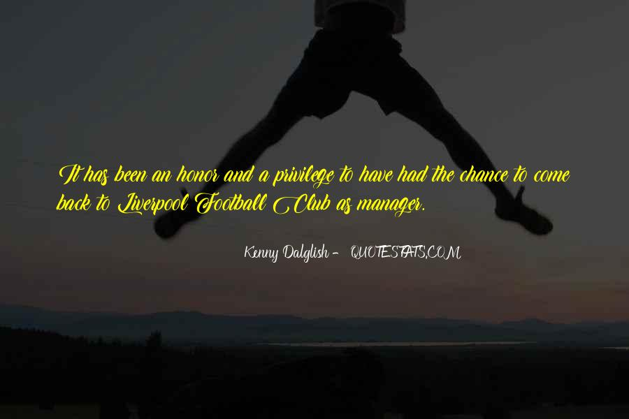 Quotes About Football Club #174900