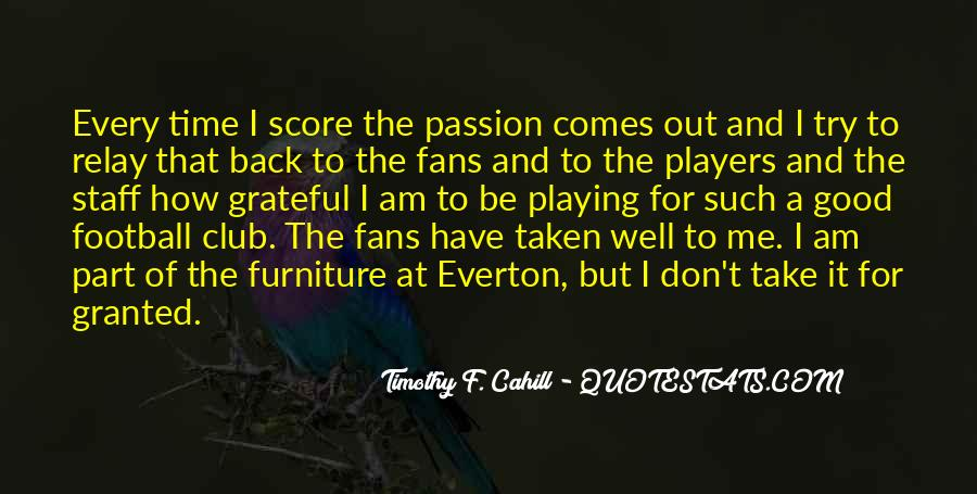 Quotes About Football Club #1840686