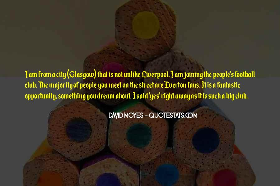 Quotes About Football Club #239866