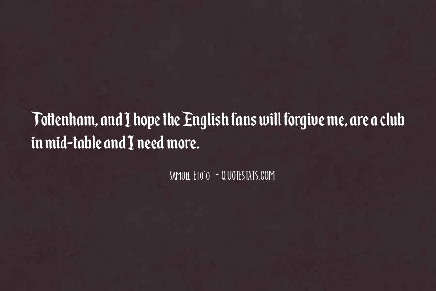 Quotes About Football Club #271045