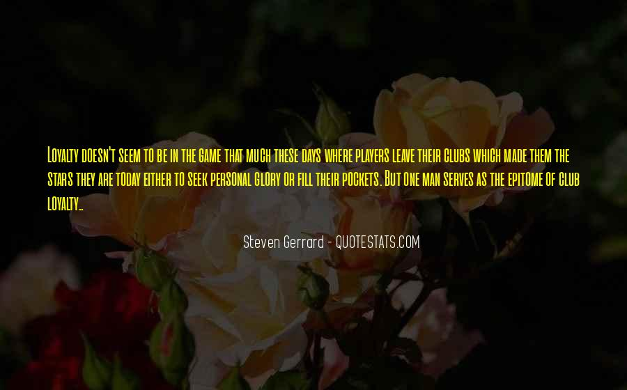 Quotes About Football Club #401130
