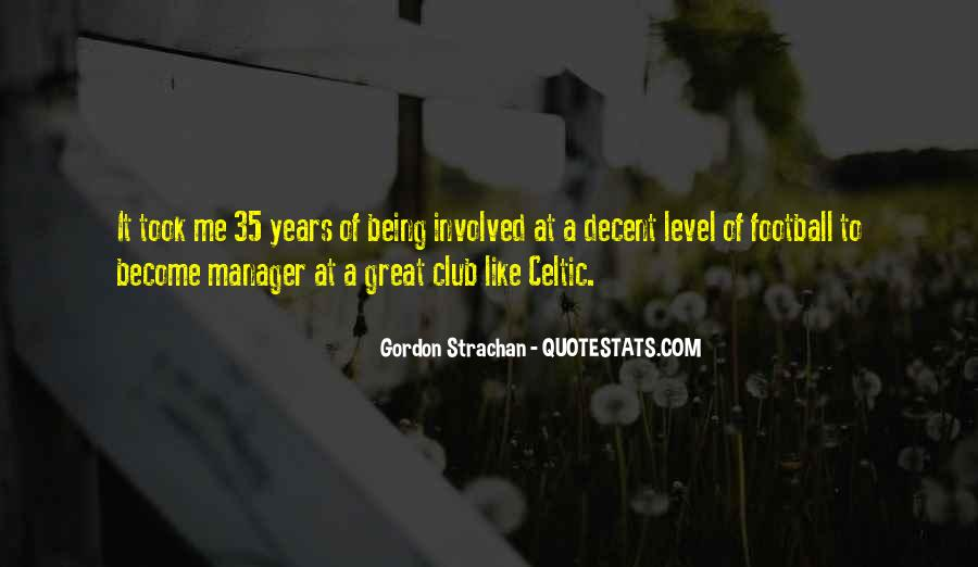 Quotes About Football Club #563582
