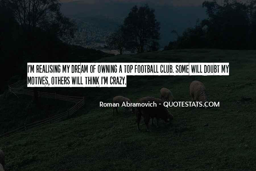 Quotes About Football Club #61689