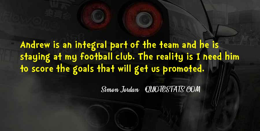Quotes About Football Club #637538