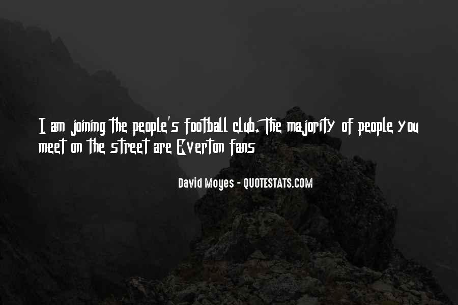 Quotes About Football Club #964759