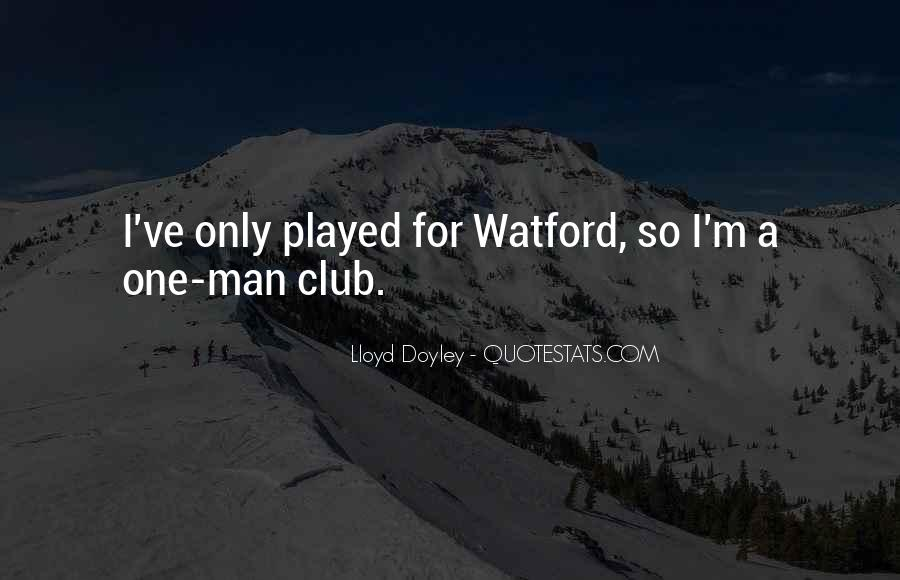 Quotes About Football Club #965241