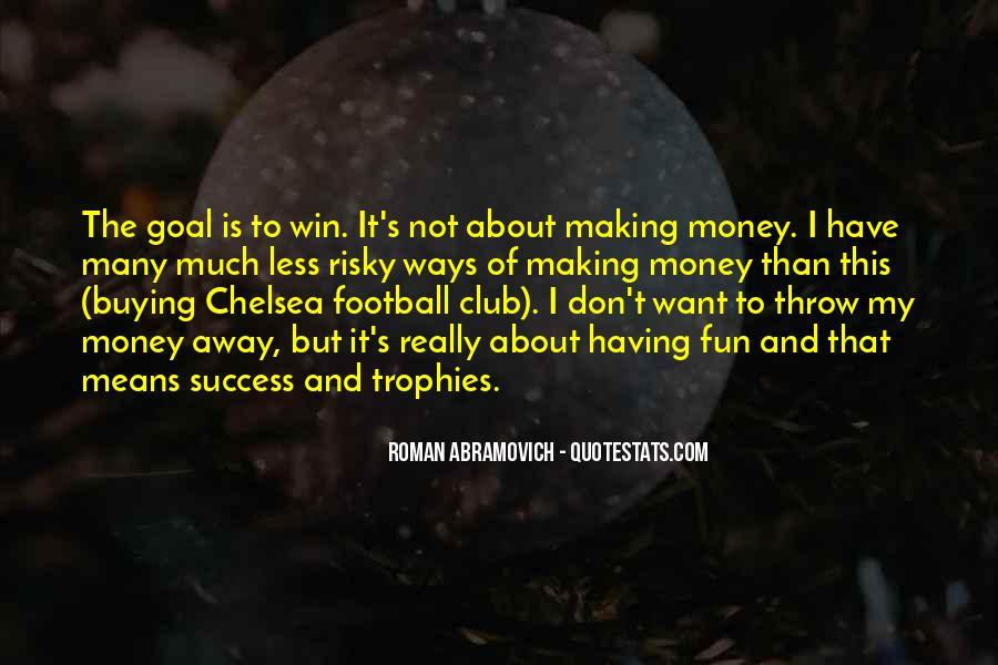 Quotes About Football Club #992614