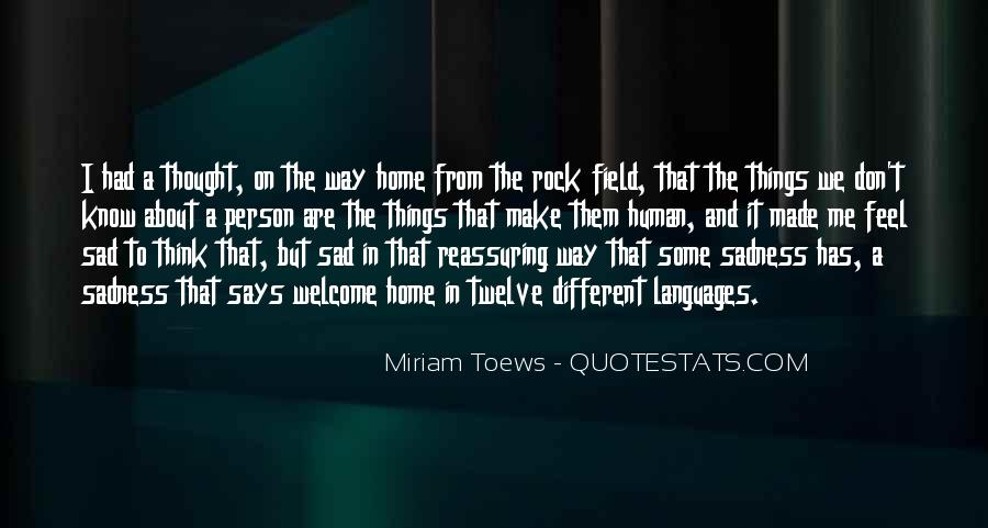 Home Field Quotes #111701