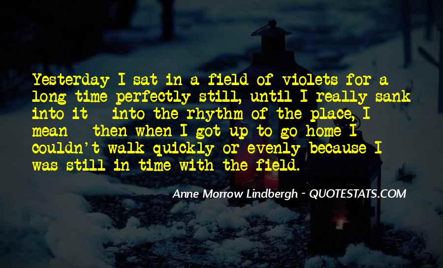 Home Field Quotes #1185738