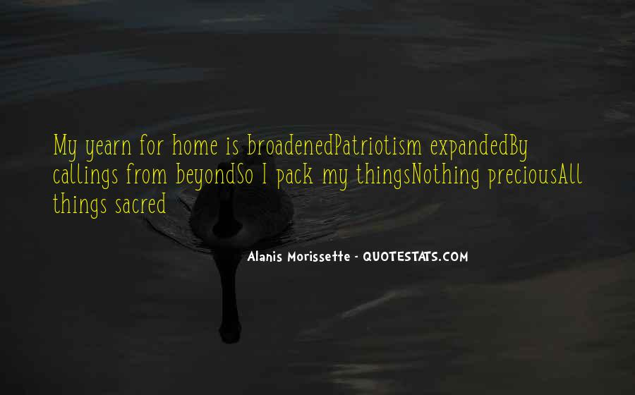 Home Is Calling Quotes #1129213
