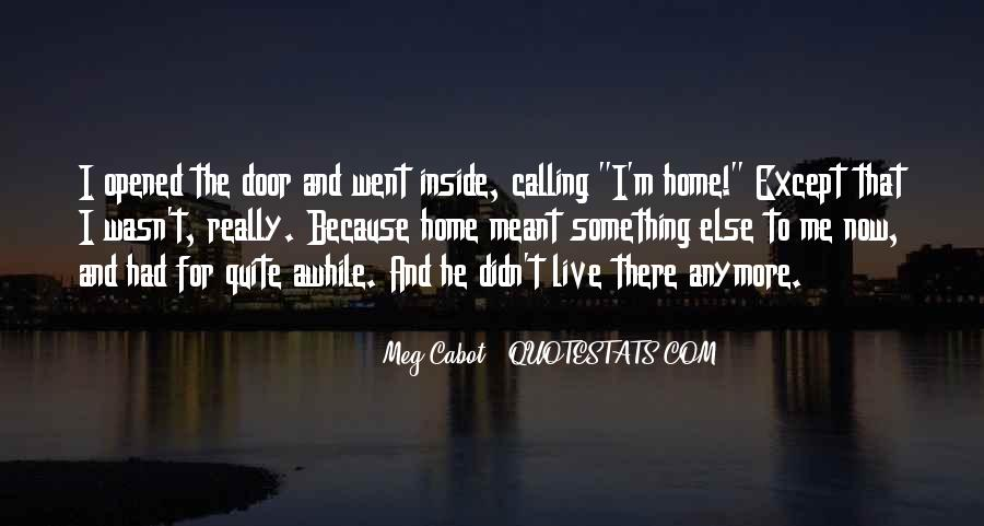 Home Is Calling Quotes #1295208
