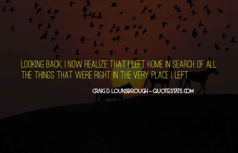 Home Is Calling Quotes #1333161